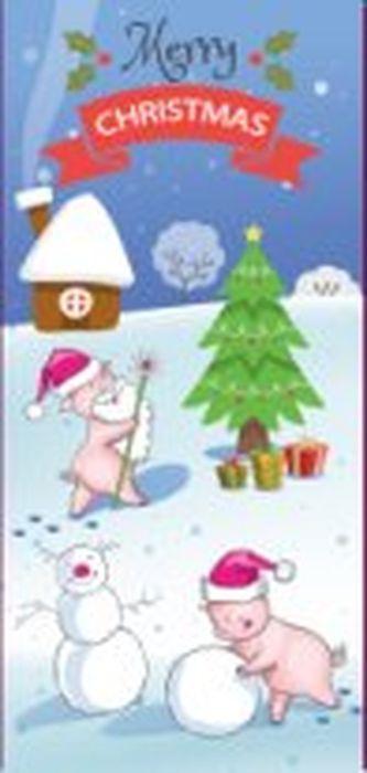 Шоколад молочный ФКФ Символ года Снеговик и поросята, 100 г шоколад молочный chokocat дед мороз и поросята 100 г