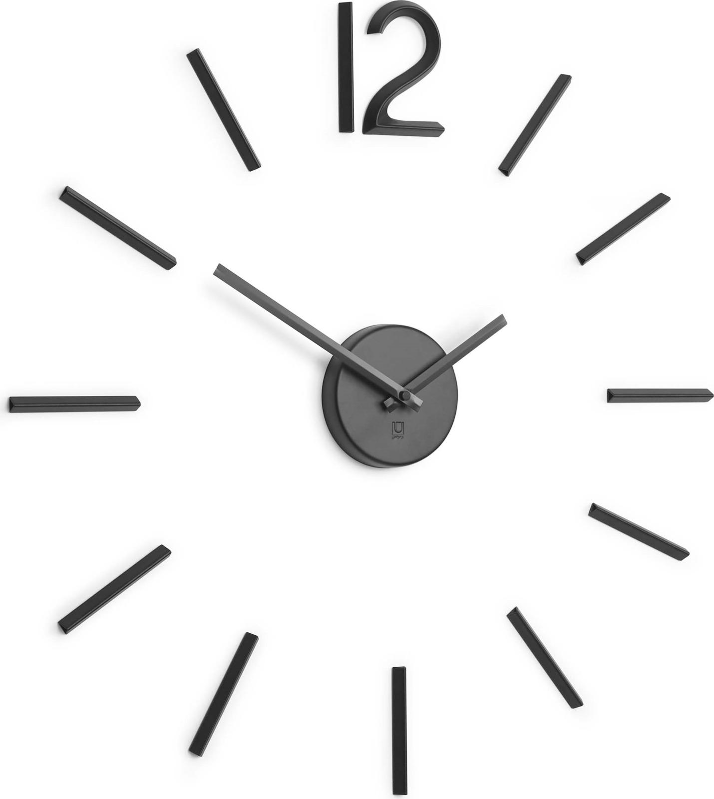 Настенные часы Umbra Blink