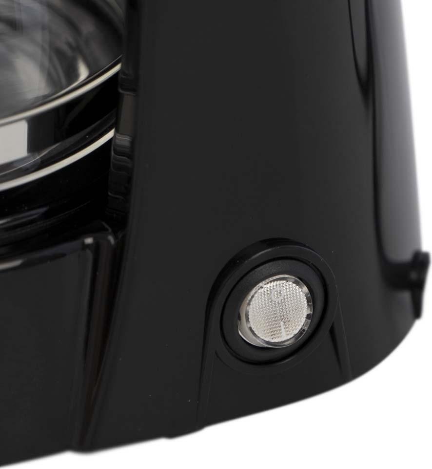 Кофеварка капельная Galaxy GL 0700, цвет: черный Galaxy