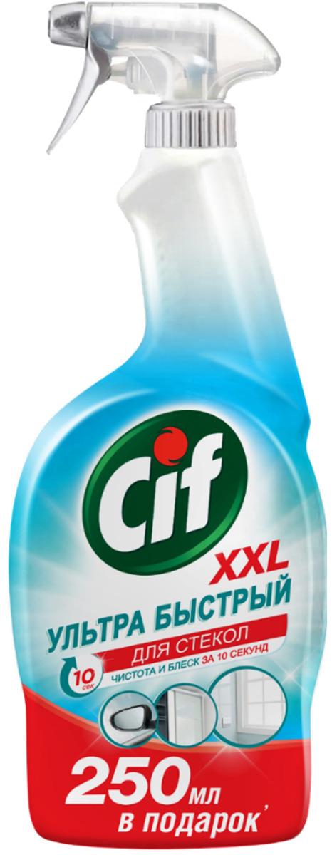 Спрей для чистки стекла Cif, 750 мл авиабилеты в cif