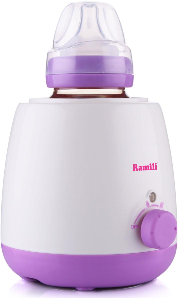 Подогреватель-стерилизатор Ramili Baby BFW200 3 в 1 selby подогреватель детского питания с функцие стерилизации bws 15 selby