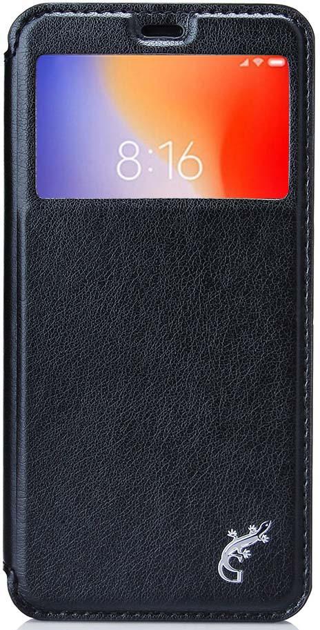 Чехол G-Case GG-971 Slim Premium для Xiaomi Redmi 6, цвет: черный чехол g case gg 972 slim premium для xiaomi redmi 6a цвет черный