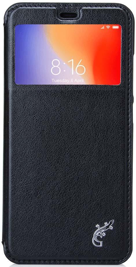 Чехол G-Case GG-972 Slim Premium для Xiaomi Redmi 6A, цвет: черный чехол для xiaomi redmi 6a caseguru magnetic case синий