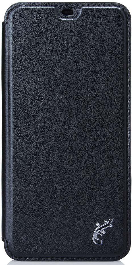 Чехол G-Case GG-973 Slim Premium для Xiaomi Mi A2 Lite / Redmi 6 Pro, цвет: черный чехол g case gg 972 slim premium для xiaomi redmi 6a цвет черный