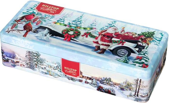 Фото - Чай листовой Hilltop Белоснежный кабриолет, 3 шт по 50 г hilltop романтический пейзаж подарочный набор 3 шт по 50 г