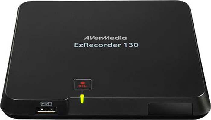 цена Карта видеозахвата AVerMedia EzRecorder 130, ER130