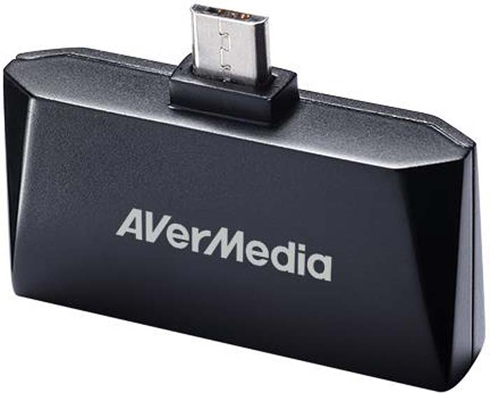 ТВ-тюнер AVerMedia AVerTV Mobile 510 tv tuner kenwood