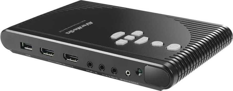 Конвертер видеосигнала AVerMedia Multi-I/O Converter ET510, черный цена
