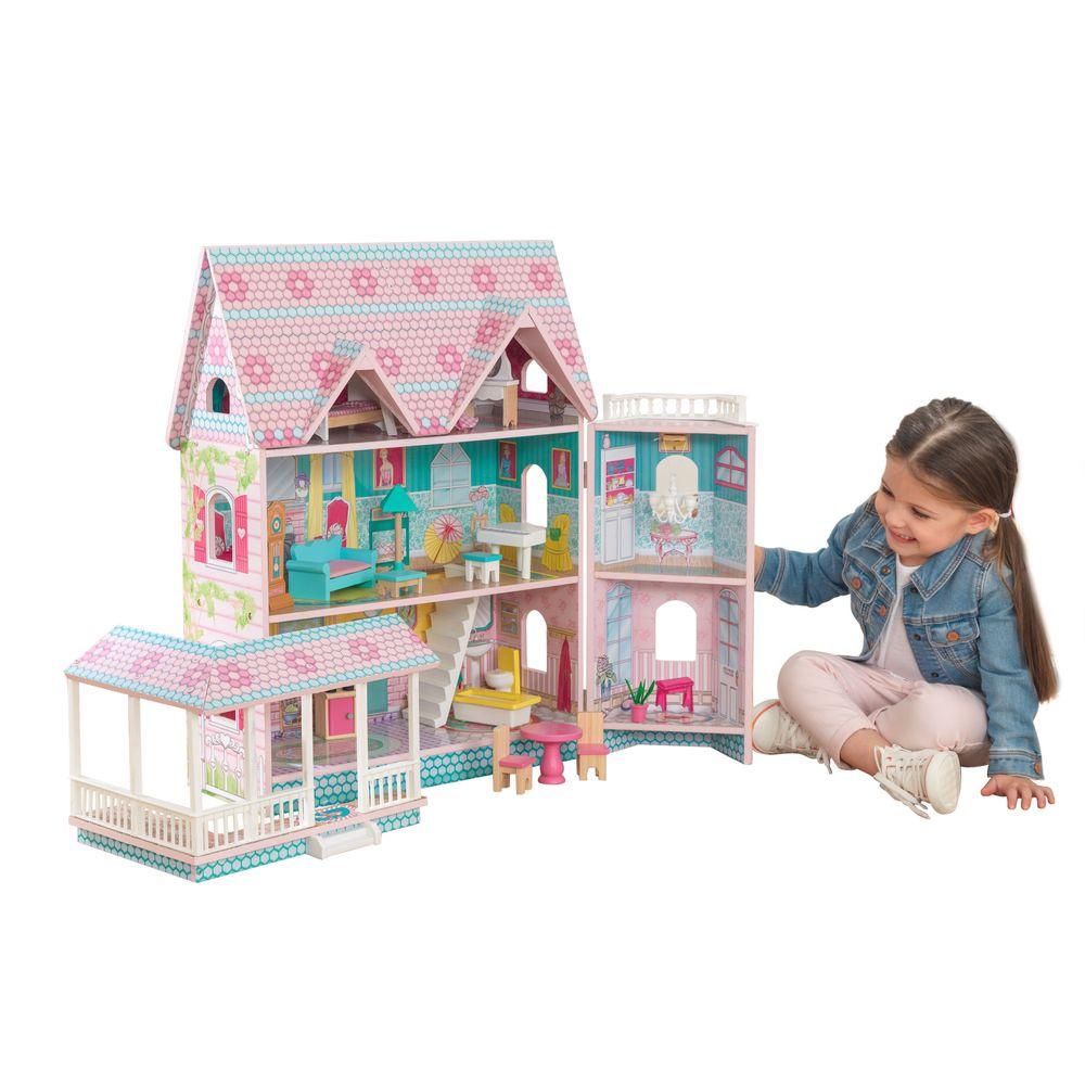 все цены на Дом для кукол KidKraft