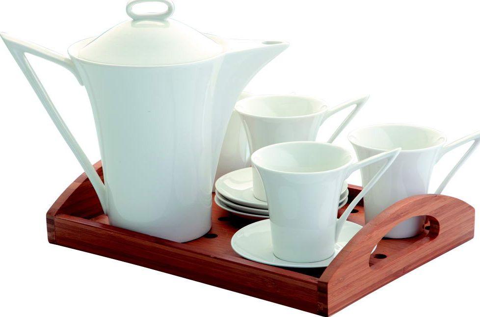 Сервиз чайный Augustin Welz AW-2254, Фарфор, Бамбук