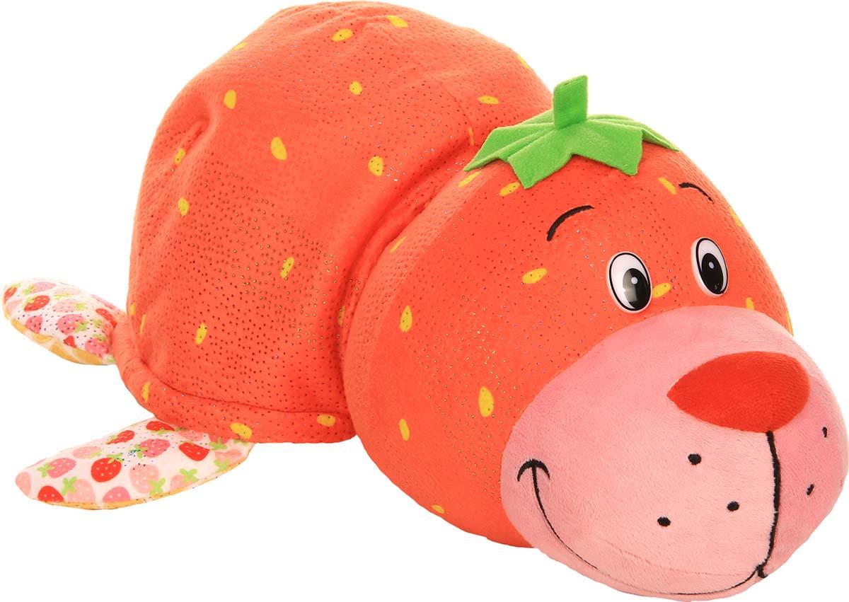 """Мягкая игрушка 1TOY """"Вывернушка Ням-Ням 2-в-1. Морской котик - Пингвинчик"""", ароматизированная, 35 см"""