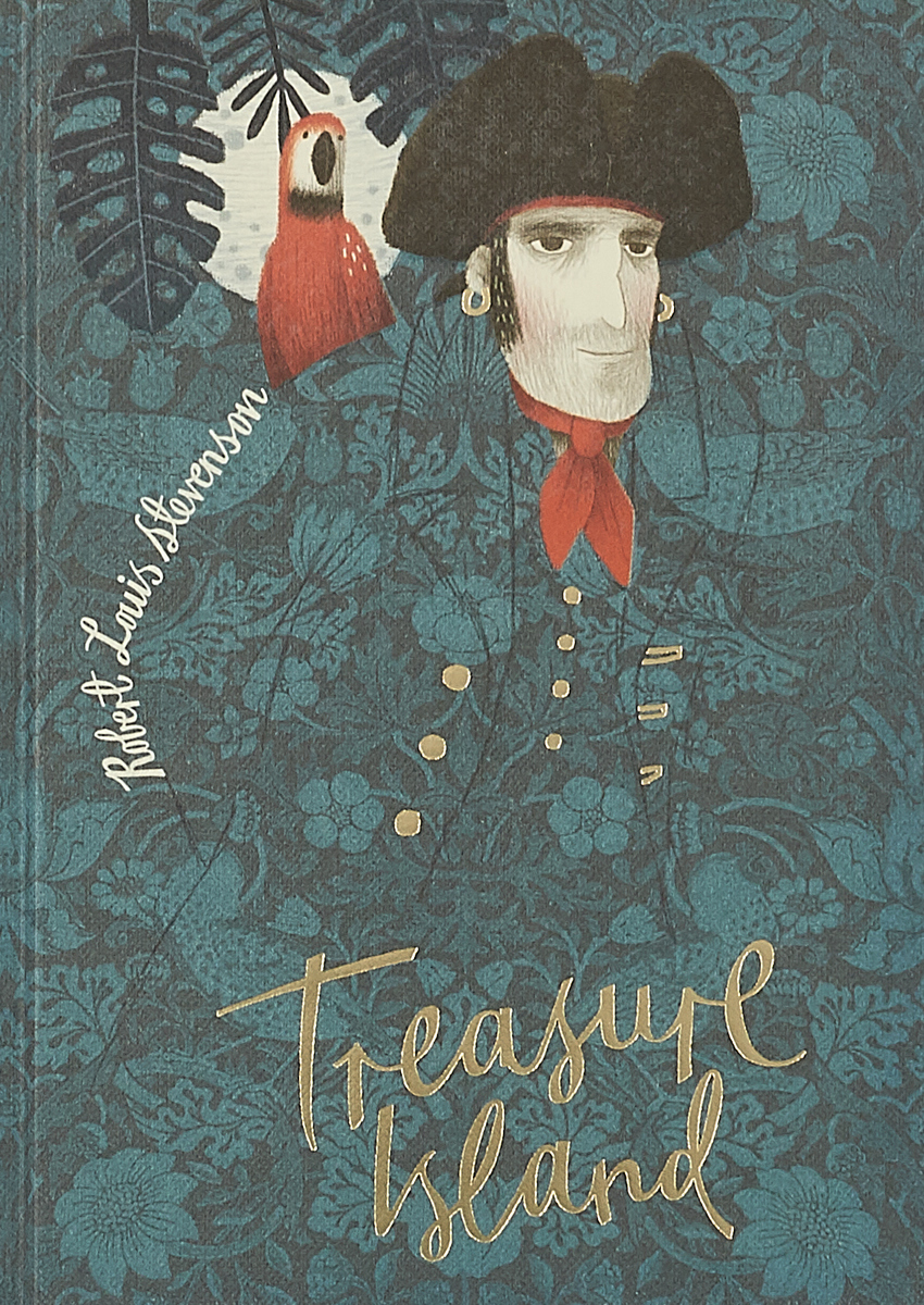 Treasure Island: V&A Collectors Edition цена