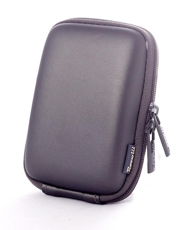 Чехол Roxwill C20, цвет темно-серый roxwill k10 grey чехол для фото и видеокамер