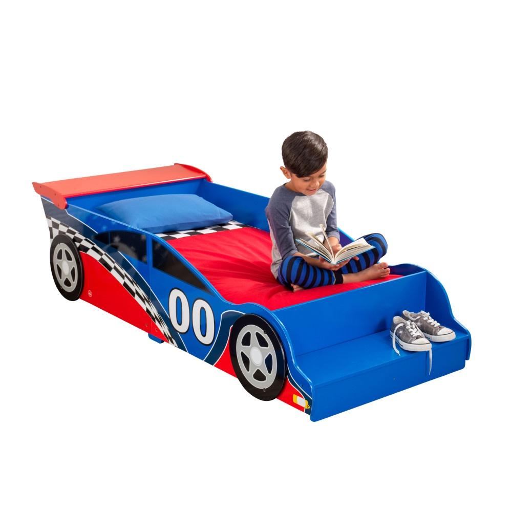 Фото - Детская кровать Гоночная машина 4 ножки для кровати wigmore