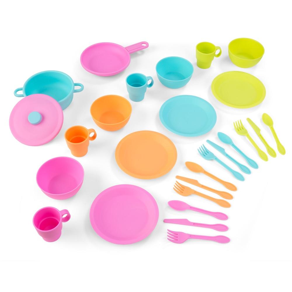 Набор посуды Делюкс, кухонный, игровой