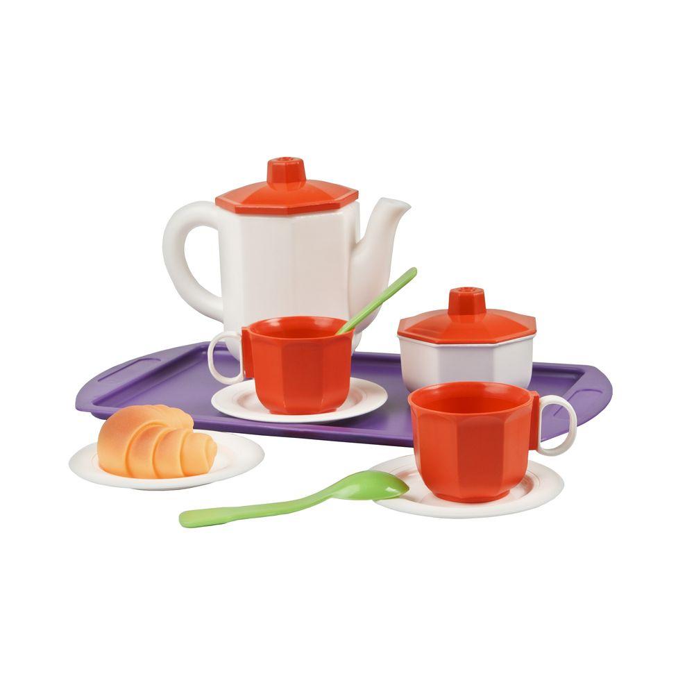 Сюжетно-ролевые игрушки ОГОНЕК Чайный набор vifa ne19vts 04 1 шт