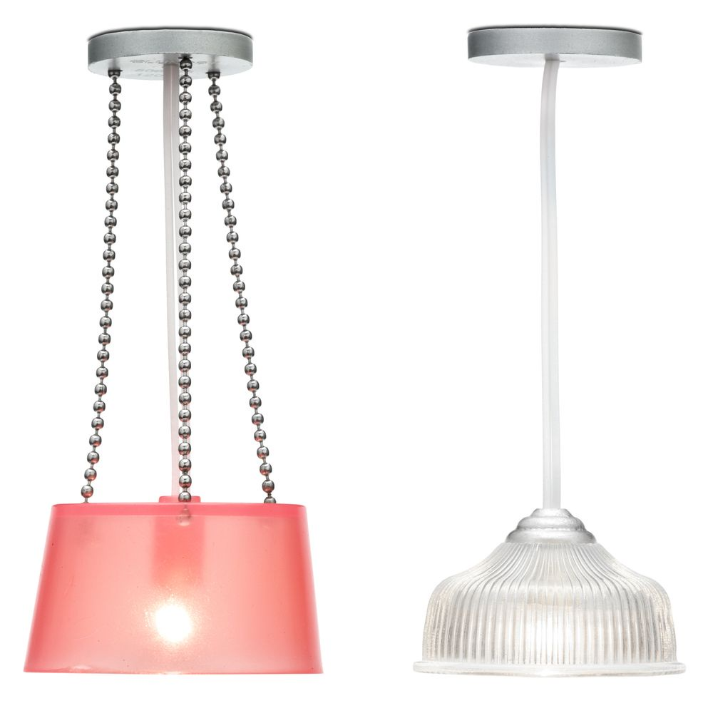 Потолочные люстры, для домика, игровые, 2 шт. люстра bx 03200 3 brizzi modern люстра с абажуром с абажуром