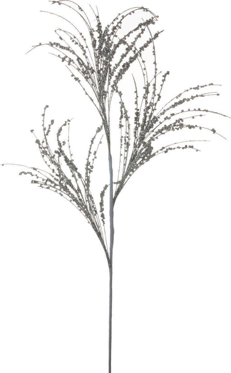 Украшение новогоднее декоративное House of Seasons Веточка, цвет: серебристый, 90 см joseph r trudel of seasons known