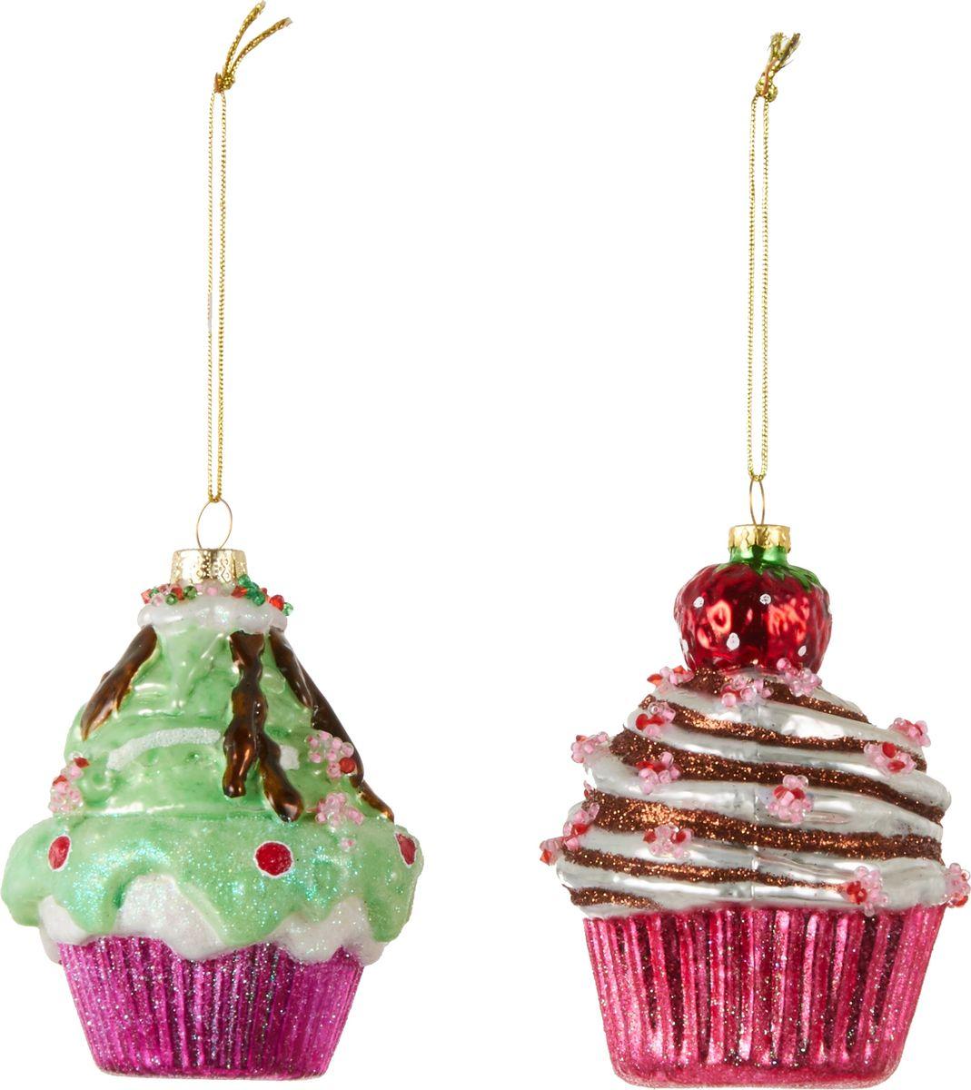 Набор новогодних декоративных украшений House of Seasons