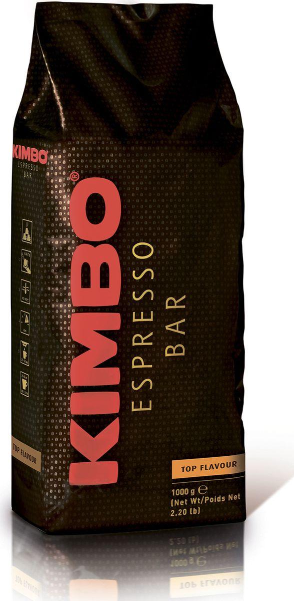 Кофе в зернах Espresso Bar Top Flavour 1 кг кофе в зернах kimbo espresso unique 1 кг