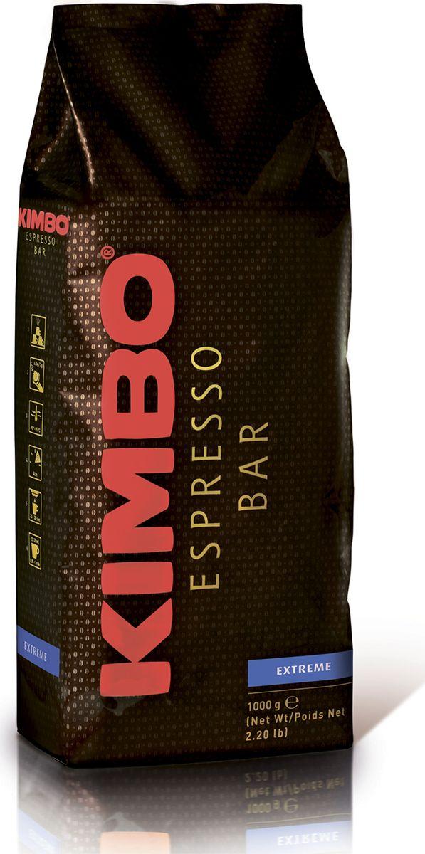 Кофе в зернах Kimbo Espresso Bar Top Extreme 1 кг кофе в зернах kimbo espresso unique 1 кг