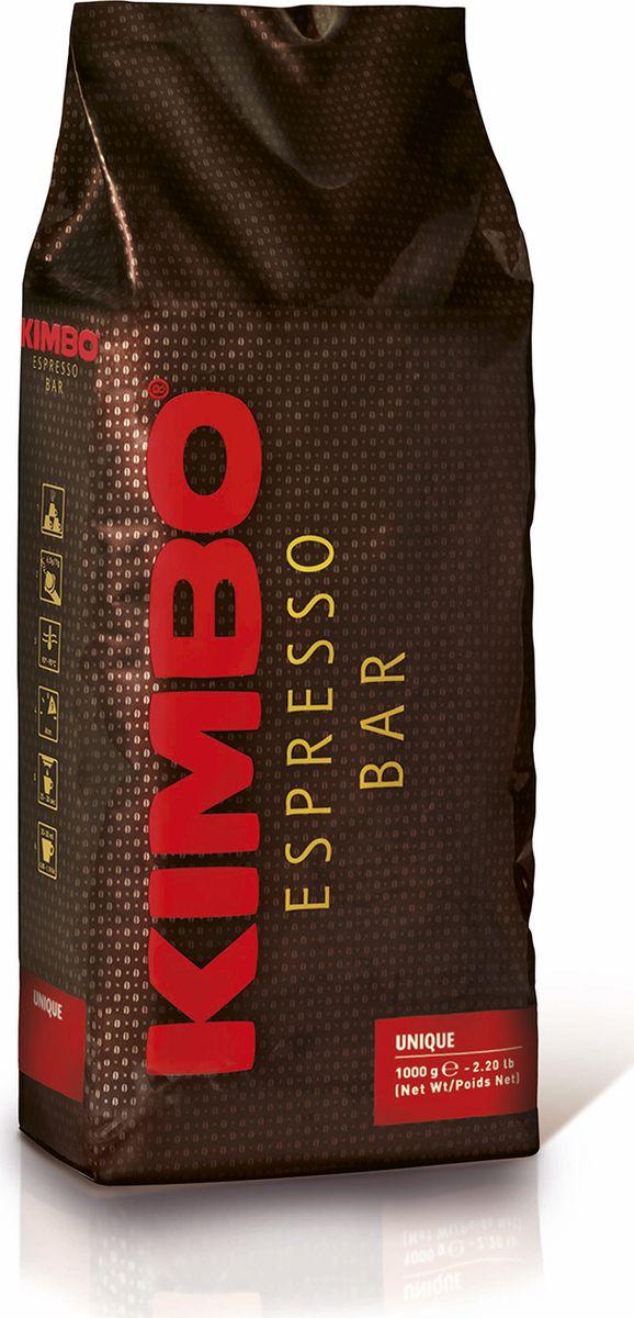 Кофе в зернах Kimbo Espresso Bar Unique 1 кг кофе в зернах kimbo espresso unique 1 кг