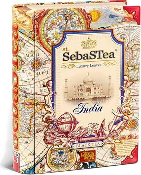 Чай листовой черный байховый SebaSTea India, 100 г6003Благодаря тропическому климату и подходящей окружающей среде, Шри-Ланка (о. Цейлон) является наилучшим производителем чая в мире. Для нашего чая отбираются премиальные сорта, в этом ценность чая SebaSTea. 100% Чай черный байховый, Стандарт: OP.