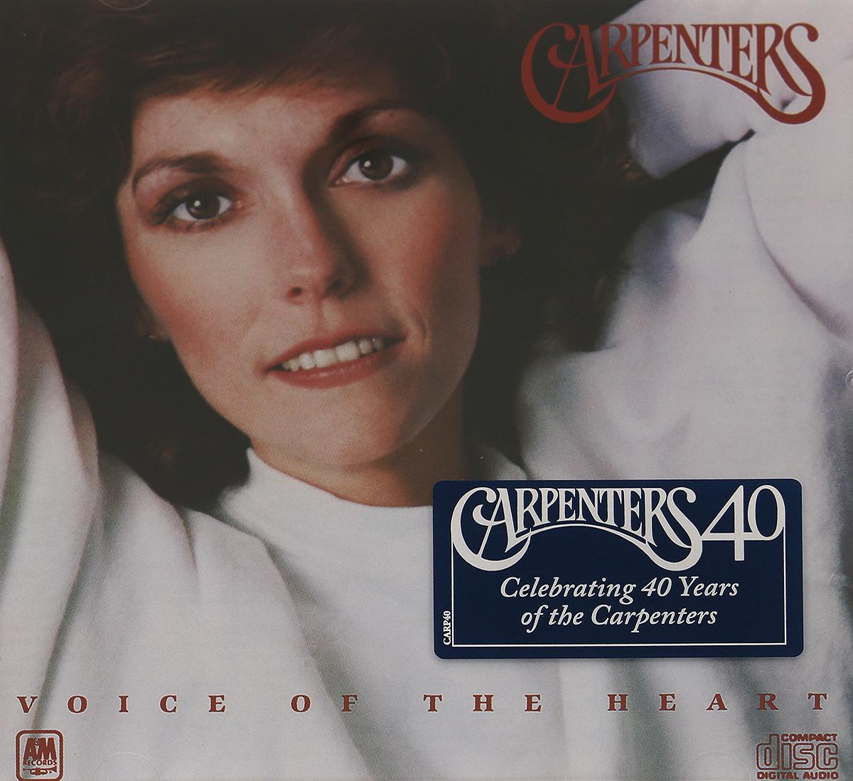 <b>The Carpenters</b>. <b>Voice</b> Of The Heart — купить в интернет-магазине ...