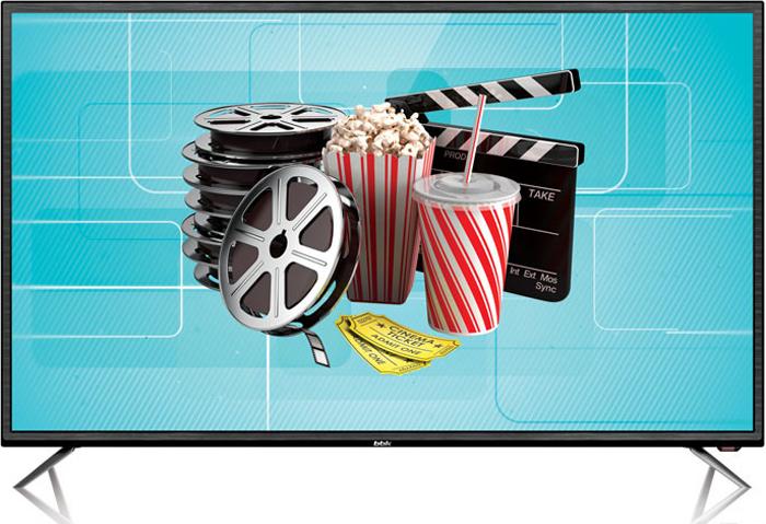 Телевизор BBK 32LEX-7027/T2C 32, черный телевизоры