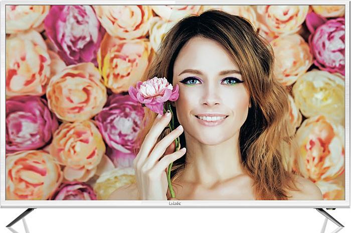 купить Телевизор BBK 40LEX-5037/FT2C, белый онлайн