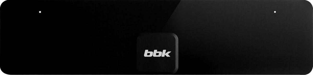 Антенна комнатная BBK DA05 DVB T2, цвет: черный