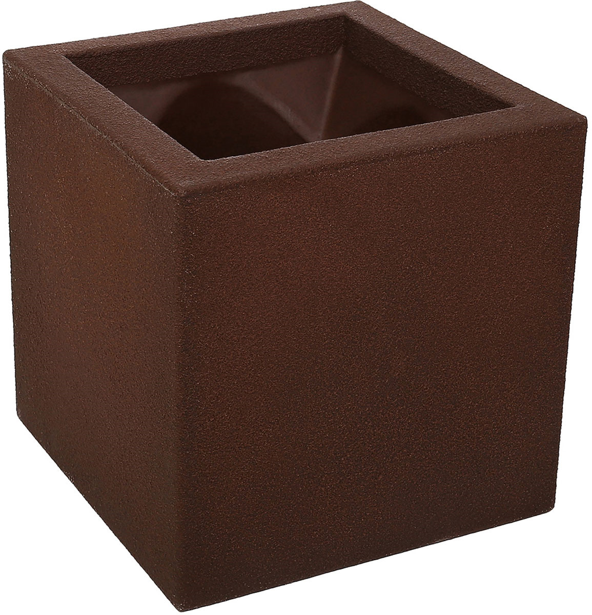 Кашпо для растений Roto Alibunar Planter Tango, цвет: коричневый бочка для воды roto alibunar water barrel 50 л