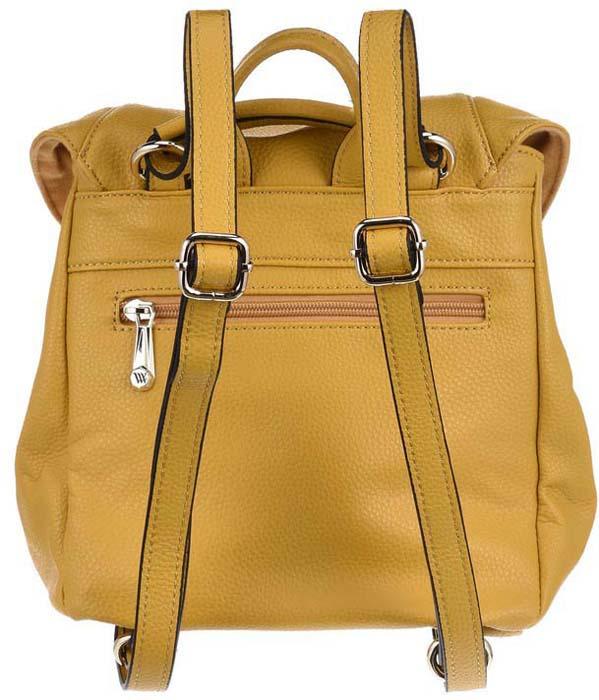 Рюкзак женский Vera Victoria Vito, цвет: желтый. 36-817-4 Vera Victoria Vito