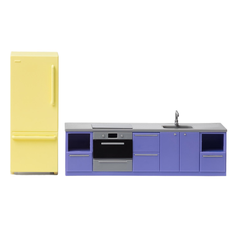 """Мебель для домика PAREMO """"Набор для кухни"""""""
