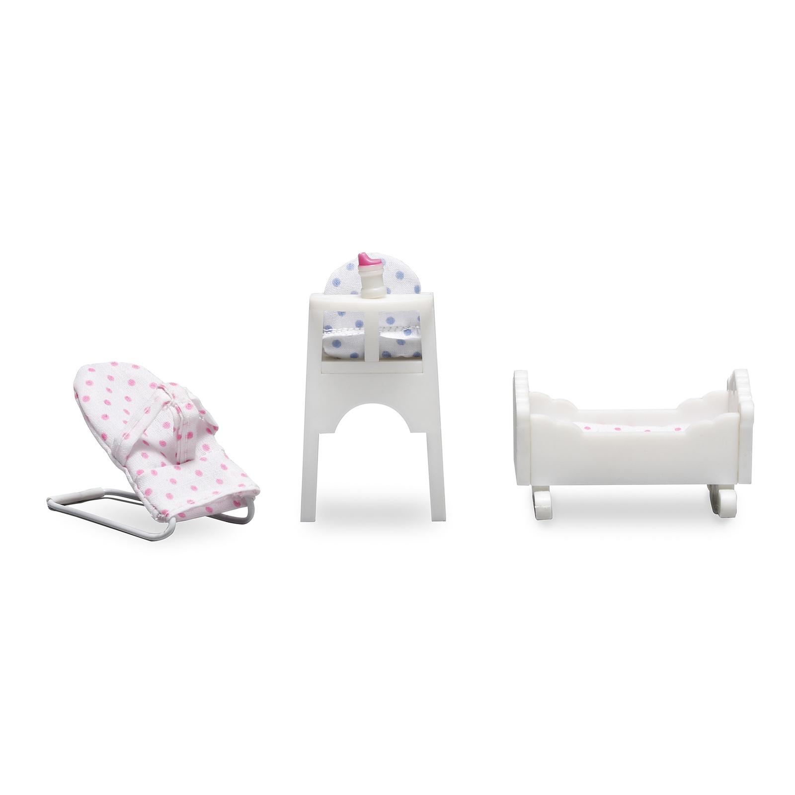 """Мебель для кукол Lundby """"Детская для малыша"""""""