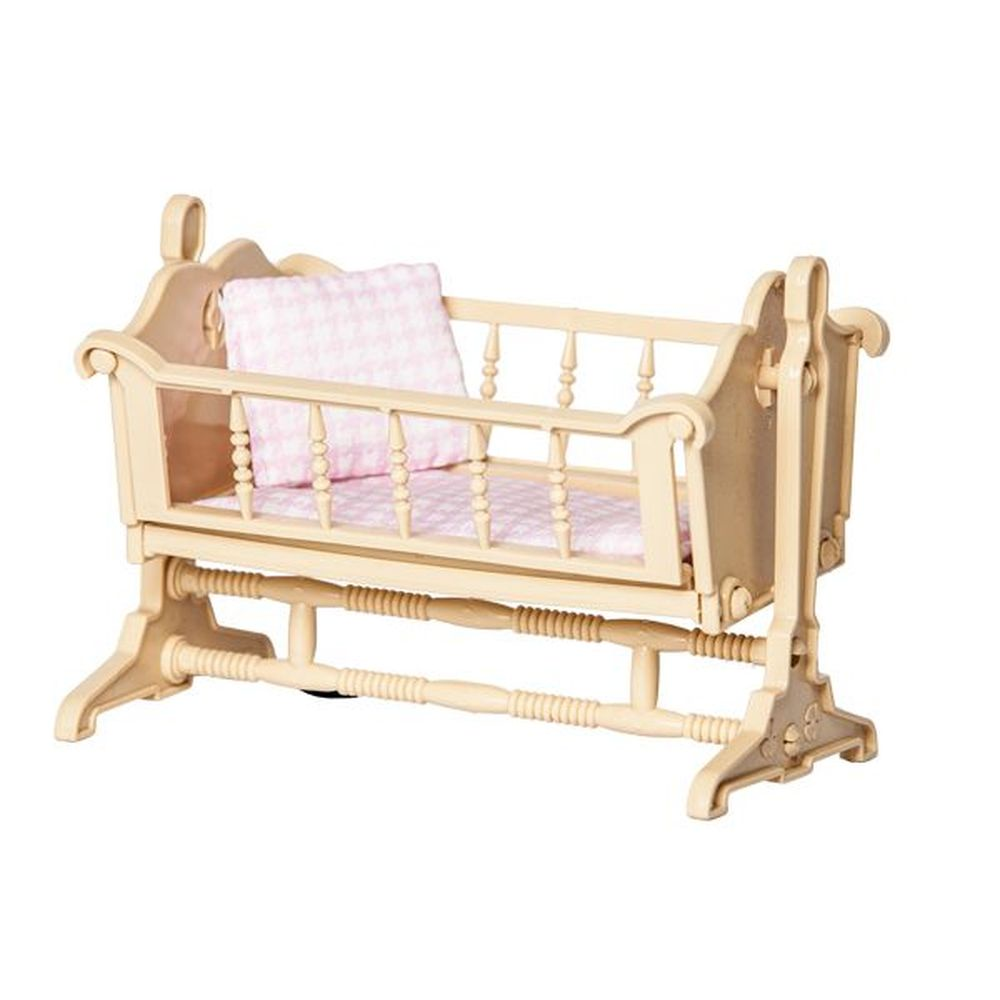 Мебель для кукол ОГОНЕК Коллекция кукольная мебель огонек колыбель коллекция
