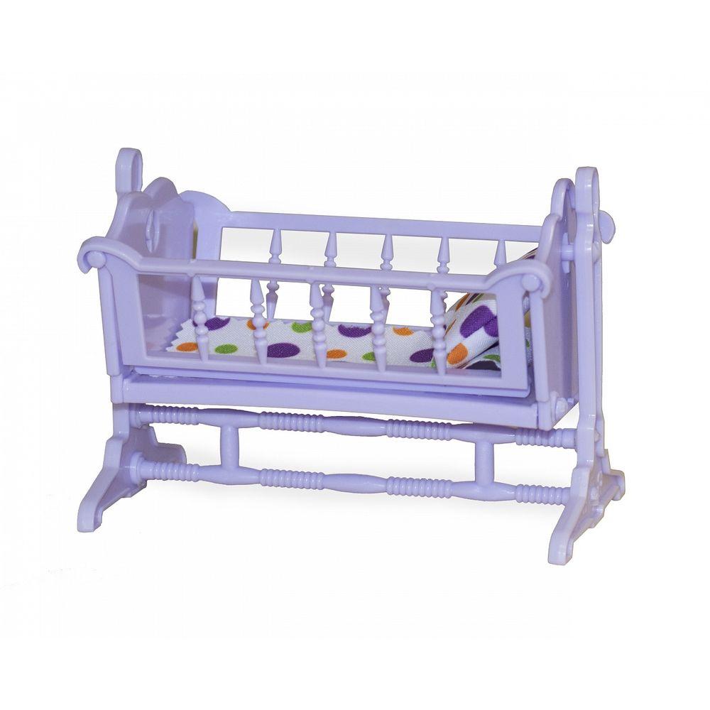 все цены на Мебель для кукол ОГОНЕК Конфетти онлайн