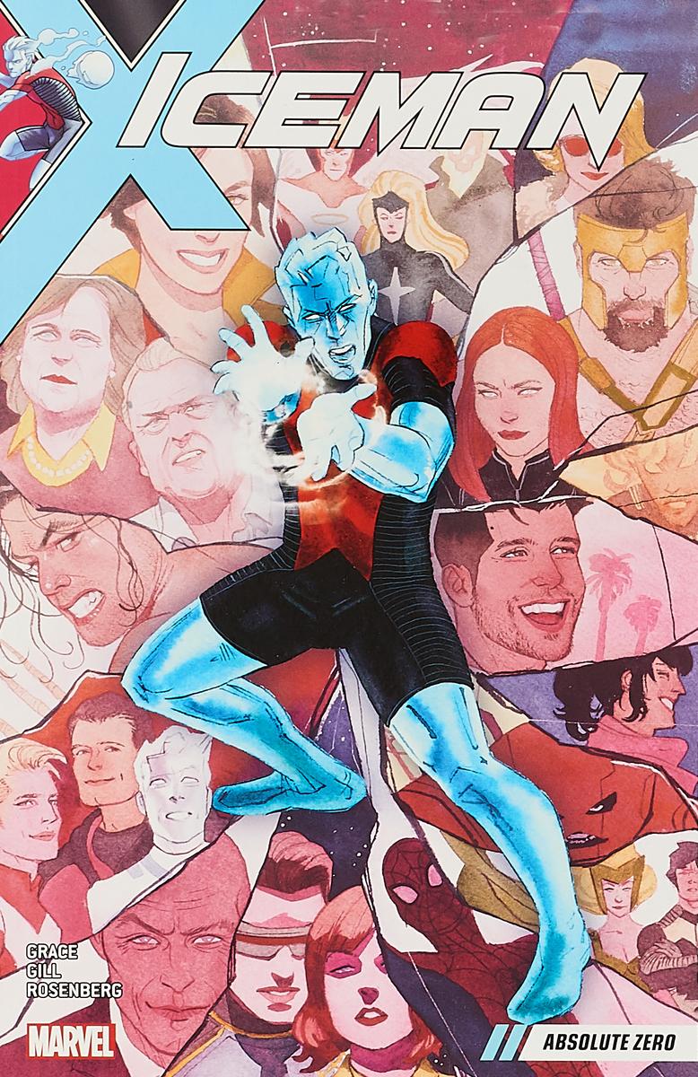 Iceman: Volume 2: Absolute Zero