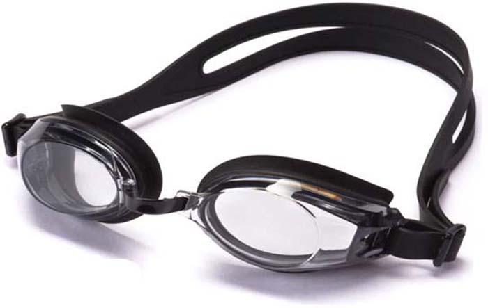 Фото - Очки для плавания Larsen DR-G101, 352494, черный очки для плавания larsen dr g105 детские цвет розовый