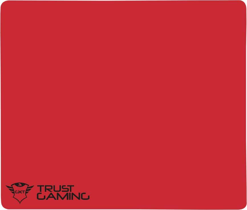 Коврик для мыши Trust GXT 752-SB Spectra, цвет: красный цена 2017