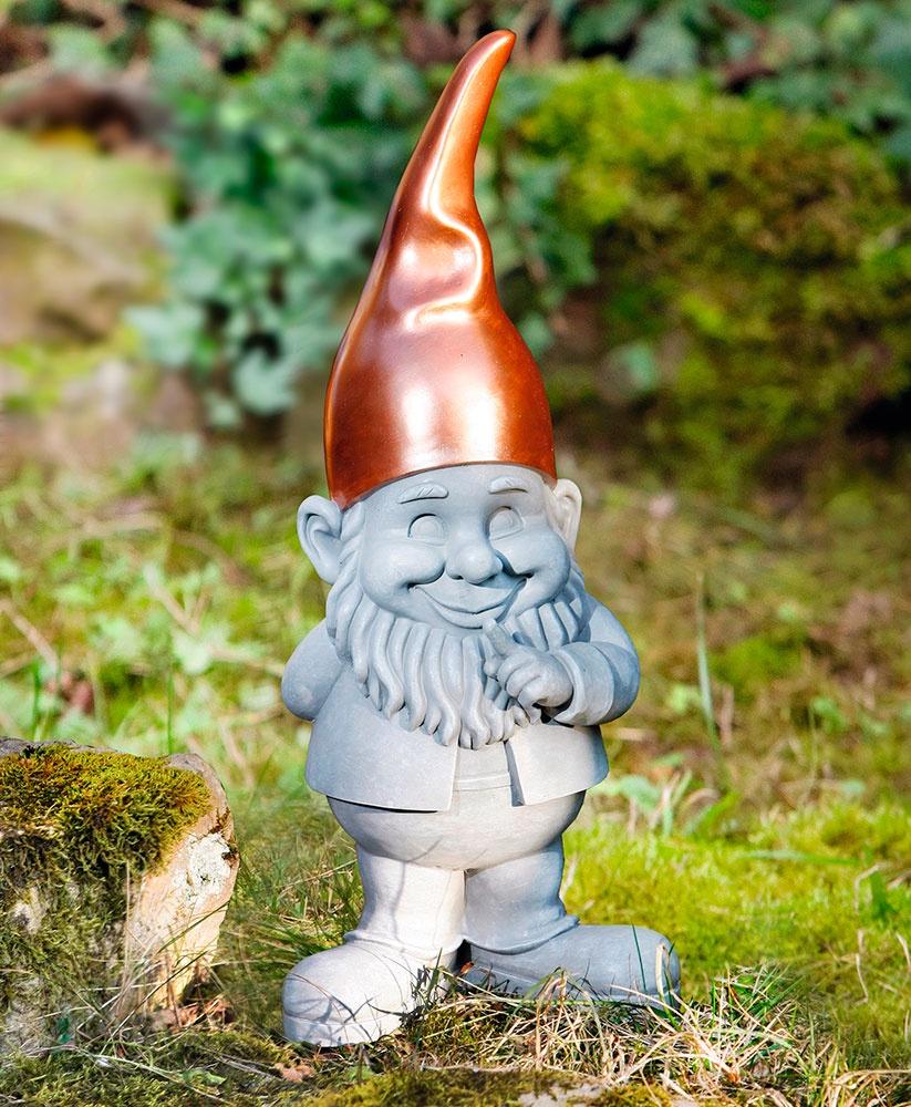 Фигурка декоративная Хит-декор Медный колпак, 05626, 45 см колпак diffusor k50 1