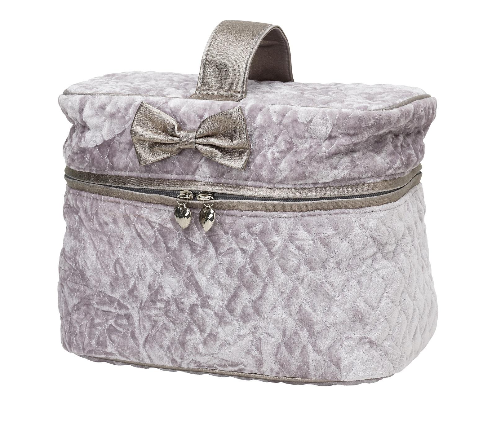 Косметичка женская Molly Marais, цвет: серый. BA520027 шапка женская r mountain цвет серый 77 030 05 размер универсальный