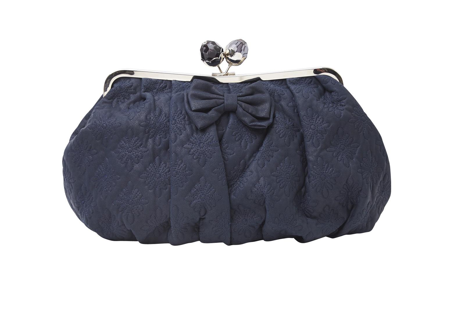 Косметичка женская Molly Marais, цвет: темно-синий. BA610005 юбка zarina цвет темно синий 8122214207047 размер 44