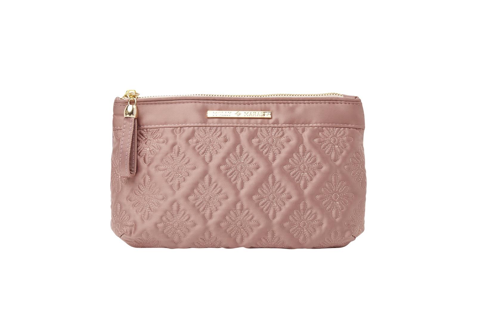 Косметичка женская Molly Marais, цвет: розовый. BA610035 косметичка женская kimmidoll цвет розовый kf1193