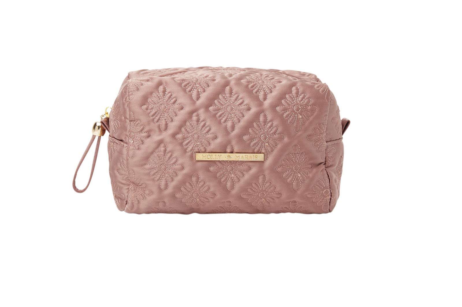 Косметичка Molly Marais кроссовки женские skechers d'lites bright blossoms цвет светло розовый 11977 ltpk размер 5 5 35
