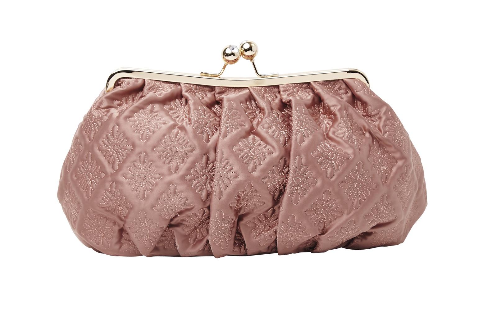 Косметичка женская Molly Marais, цвет: розовый. BA610039 косметичка женская kimmidoll цвет розовый kf1193