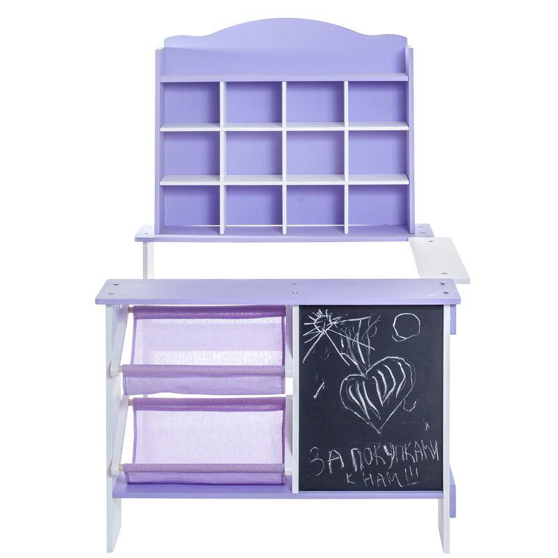 """Игровой набор Paremo """"Магазин"""", цвет: фиолетовый"""