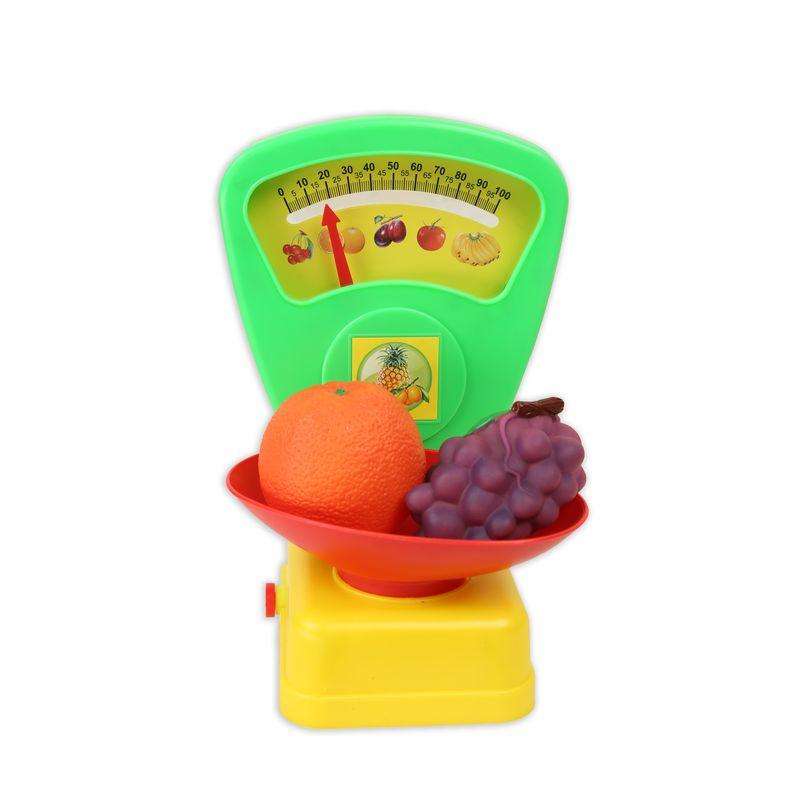 Сюжетно-ролевые игрушки ОГОНЕК Весы цена 2017