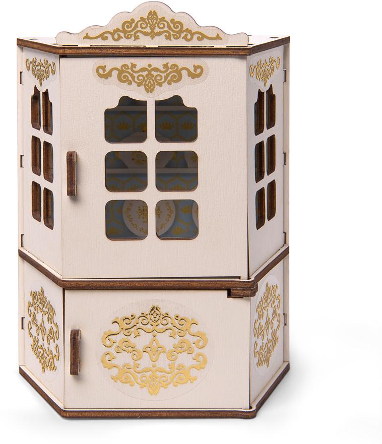 Мебель для кукол ЯиГрушка Столовый буфет, 59793 буфет роза