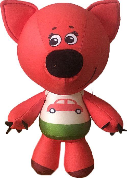 """Мягкая игрушка СмолТойс """"Лисичка антистресс. МиМиМишки"""", высота 28 см"""